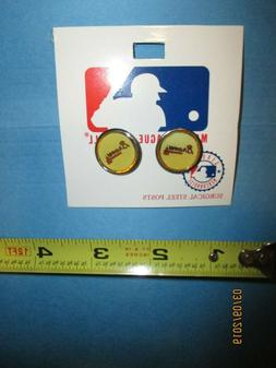 1 MLB Atlanta Braves Tommy Hawk Surgical Stainless Steel Pos