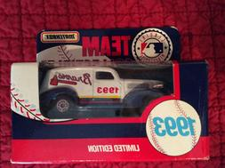 1993 Atlanta Braves Matchbox Team Collectibles Vintage Die C