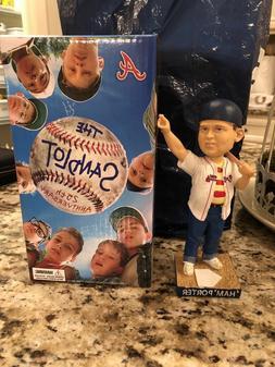 2018 Atlanta Braves The SANDLOT Ham Porter 25th Anniversary