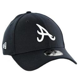 "New Era 39Thirty Atlanta Braves ROAD ""Team Classic"" Hat  MLB"