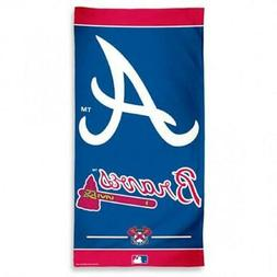 Atlanta Braves 30x60 Beach Towel  MLB Blanket Vacation Summe
