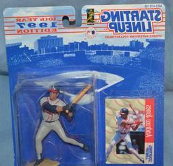 Atlanta Braves Andruw Jones 1997 Starting Lineup Sports Supe