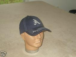 Atlanta Braves Baseball Hat MLB Adult One Size NEW Free Ship