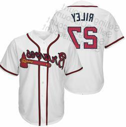 Atlanta Braves Baseball Jersey - Austin Riley Rookie
