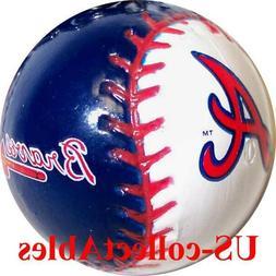 Atlanta Braves Baseball KeyChain Sports Novelty Memorabilia