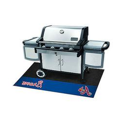 Atlanta Braves BBQ Grill Mat