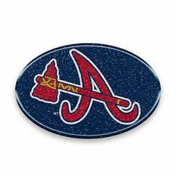 Atlanta Braves Color Bling Emblem
