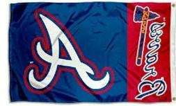 Atlanta Braves flag New Banner Indoor Outdoor 3x5 ft US sell