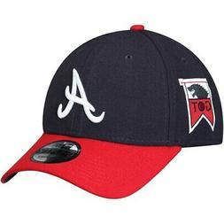 Atlanta Braves New Era Game of Thrones 9FORTY Adjustable Hat