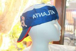 Atlanta Braves Hat MLB Painters Cap Vintage New Old Stock Fr