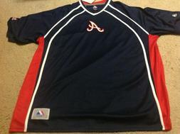 Atlanta Braves jersey Size XXL brand new with tags shirt Bas