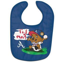 Atlanta Braves Lil' Fan All Pro Baby Bib