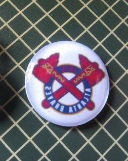 GOLF / Atlanta Braves Logo Golf Ball Marker New!!