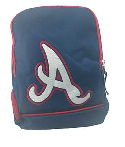 Atlanta Braves Northwest Mini Backpack with Carrying Strap