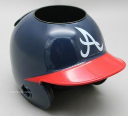 ATLANTA BRAVES - Mini Batters Helmet Desk Caddy