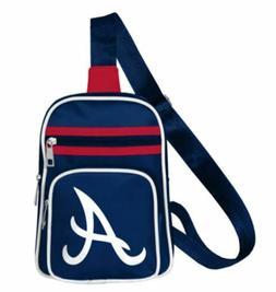 Atlanta Braves Mini Cross Sling Backpack
