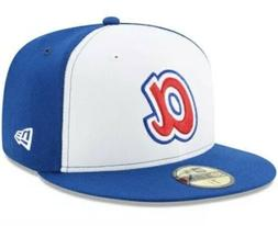 Atlanta Braves New Era MLB 59fifty Fitted Hat Cooperstown Ca