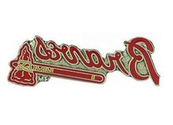 Atlanta Braves MLB Baseball Team Logo Sports Pin Licensed by