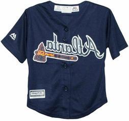 Atlanta Braves MLB Kids  / Toddlers  Alternate Replica Jerse