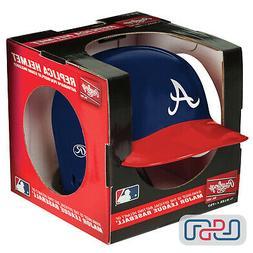 Atlanta Braves MLB Rawlings Mini Replica Baseball Helmet