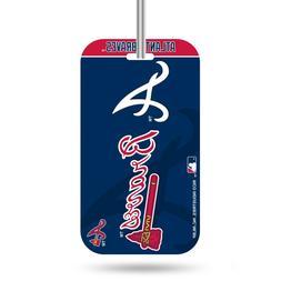 ATLANTA BRAVES MLB TRAVEL LUGGAGE SUITCASE BAG TAG