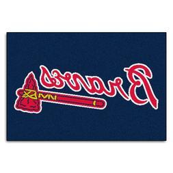 Atlanta Braves Starter Rug