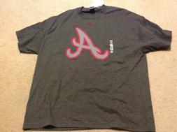 Atlanta Braves t-shirt Size XXL brand new shirt Baseball men