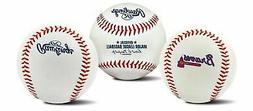 Rawlings Atlanta Braves Team Logo Manfred MLB Baseball Autog