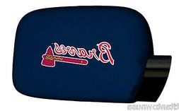 Atlanta Braves Car Mirror Covers