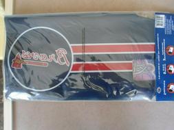 atlanta braves vinyl mailbox cover mlb licensed