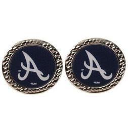 Atlanta Braves WinCraft Women's Round Post Earrings