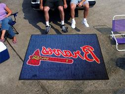 Fan Mats Atlanta Braves Tailgater Mats
