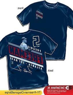 Freddie Freeman Atlanta Braves Star, Shirt Style MLB494N
