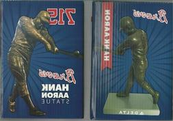 Hank Aaron Statue Atlanta Braves 2017 SGA Brand New Mint Con