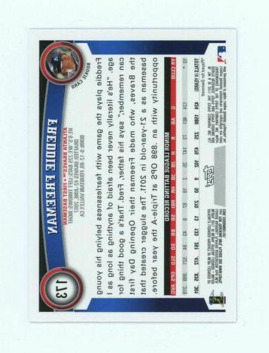 2011 Topps Freddie Rookie Card