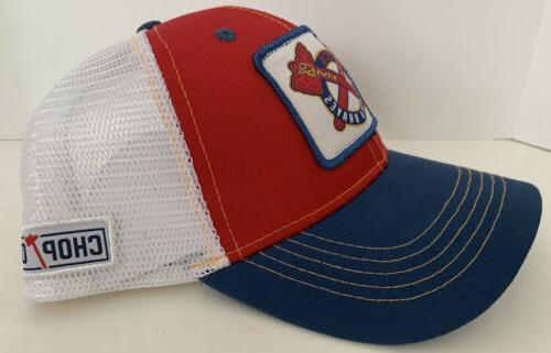 Atlanta Cap Chop On Game Baseball Snapback
