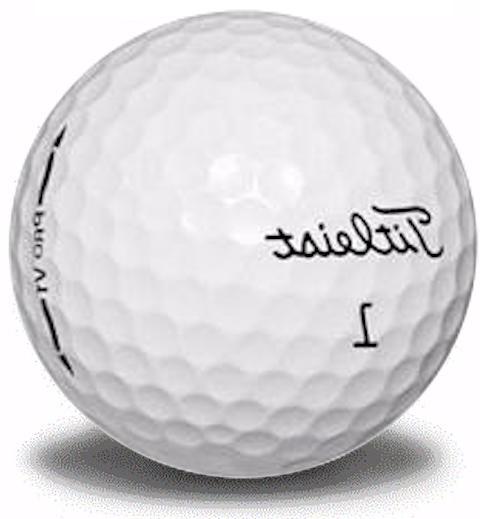 Atlanta Braves Titleist Refinished MLB Golf 12