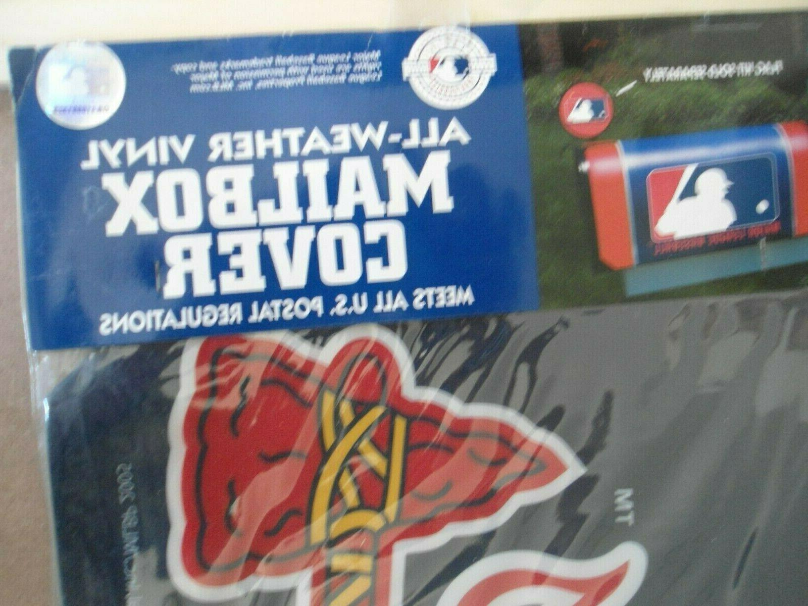 Atlanta Braves Cover MLB Licensed Baseball