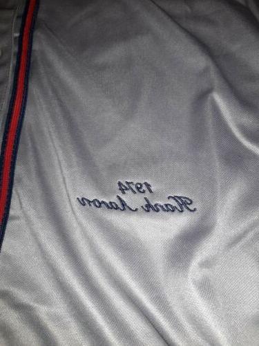 Hank Aaron 2XL Braves Jersey