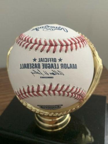 Rawlings Hank Aaron 40th Anniversary Baseball Atlanta