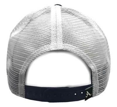 Fanatics MLB Baseball Logo Mesh Back Adjust Style
