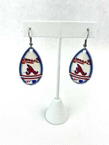 MLB Spinner Earrings