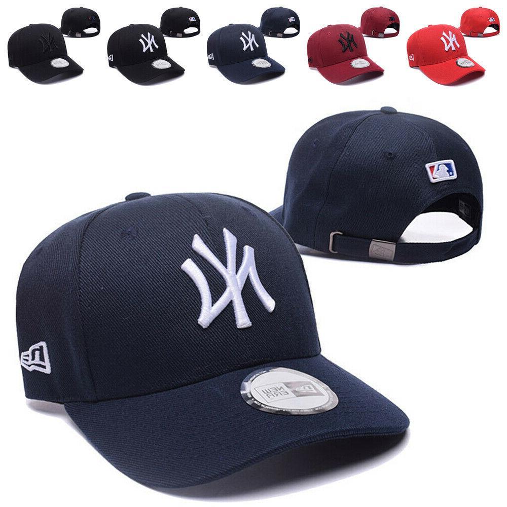 retro new york yankees baseball cap embroidered