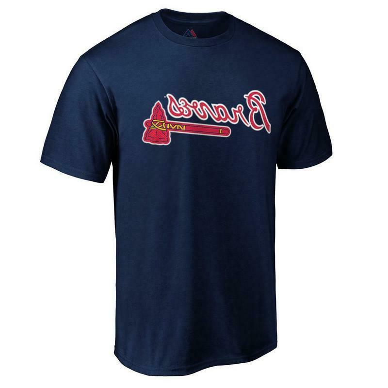 Ronald Acuna Atlanta Braves Adult Jersey Tee With Tags!