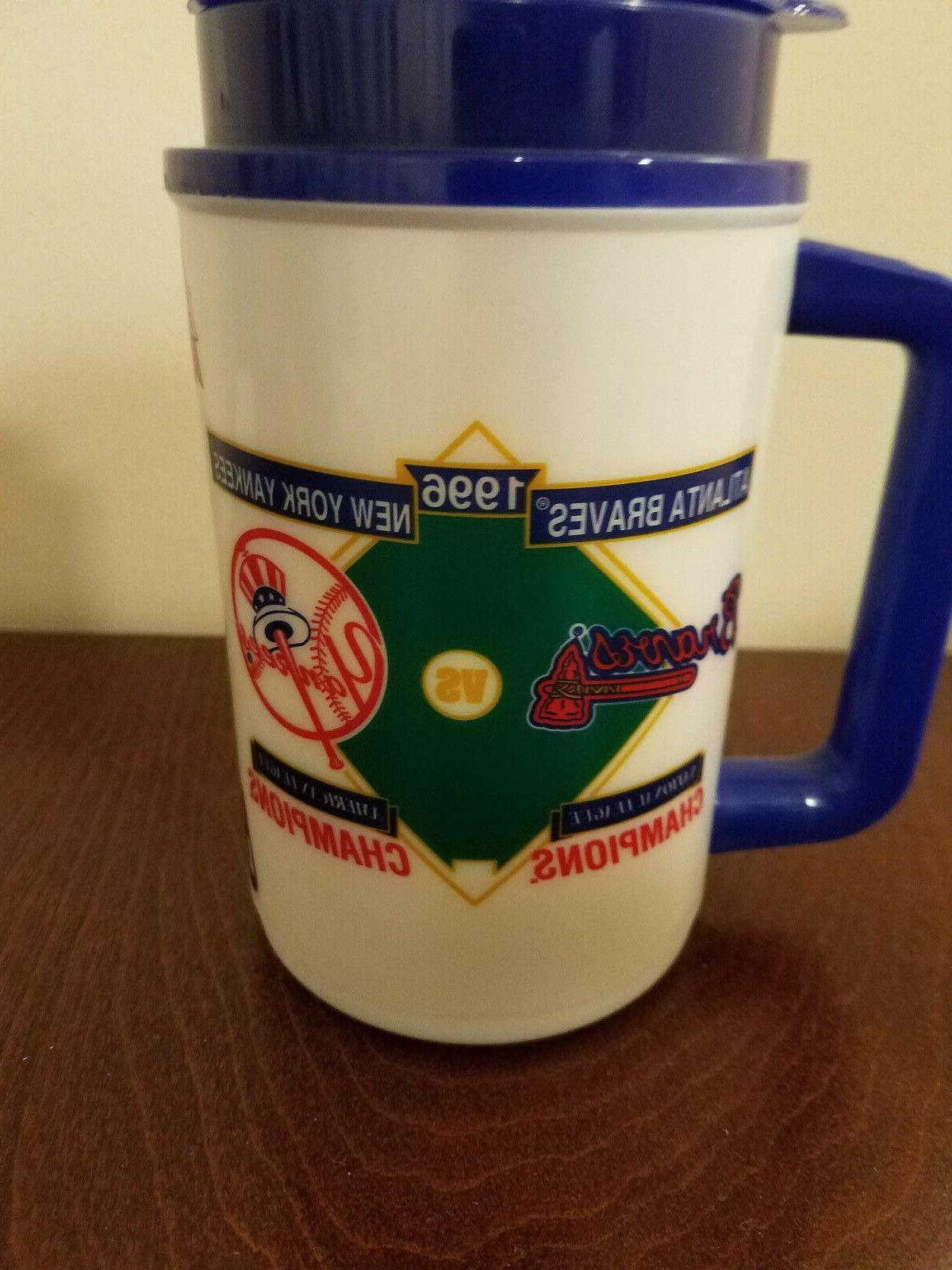Vintage World Series Braves Collectible