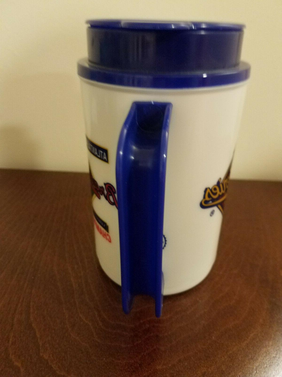 Vintage World Series Yankees Collectible Thermos