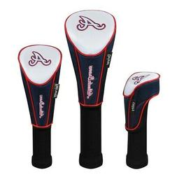 Team Golf MLB 3 Pack Head Cover - Choose Your Team