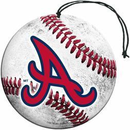 Team ProMark MLB Atlanta Braves Air Freshener 3-Pack 2-4 Day