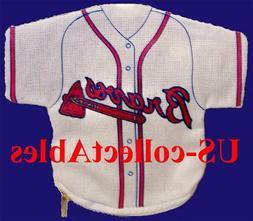 MLB Atlanta Braves Baseball Jersey I.D. Money Holder Classic