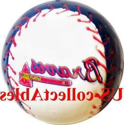 MLB ATLANTA BRAVES Baseball Keychain Sports Collectibles Ine